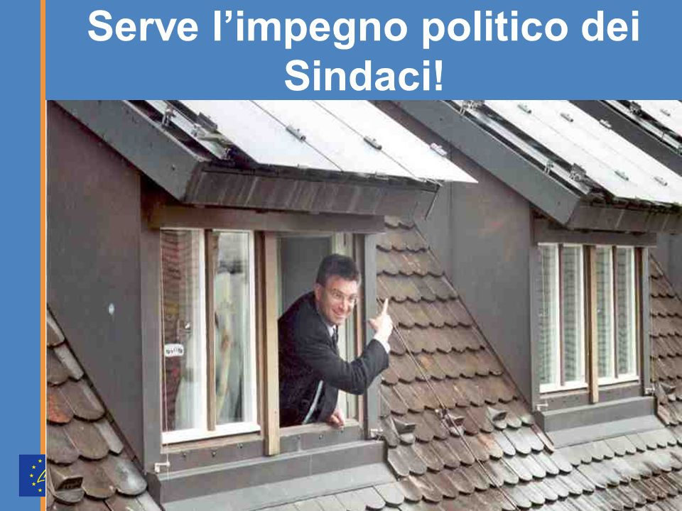 Name/event Serve limpegno politico dei Sindaci!