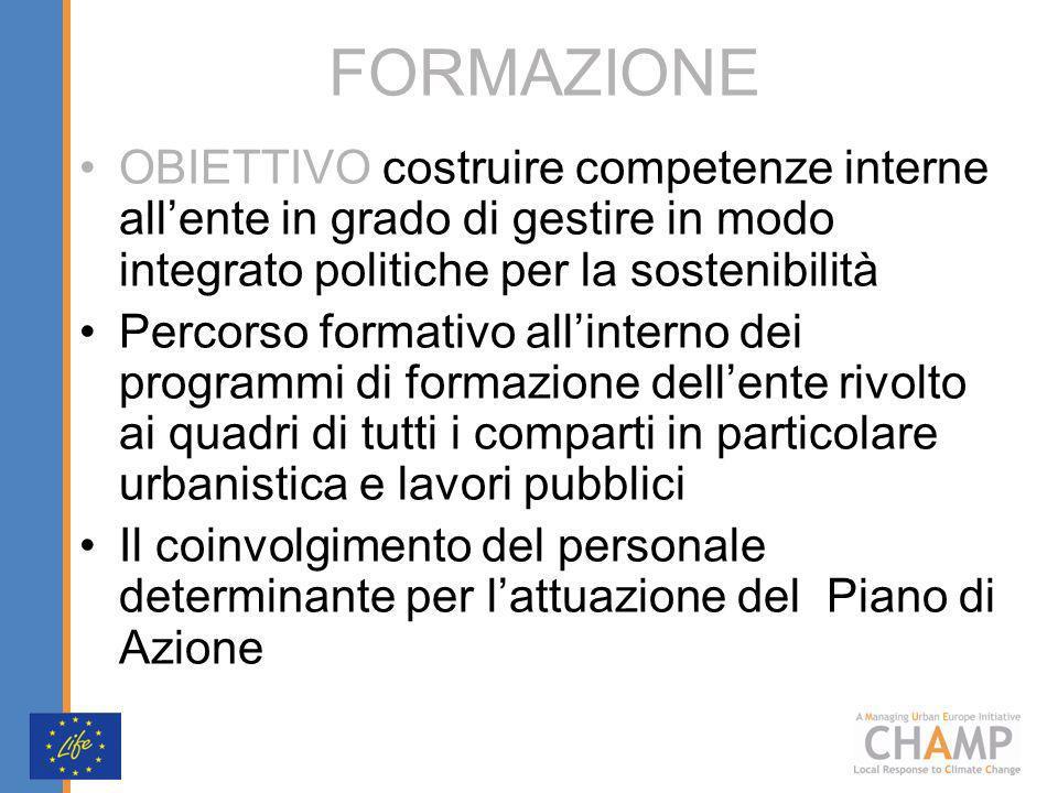 Domanda e offerta di energia l Piano dAzione del Comune della Spezia la cui particolare attenzione è stata volta ai temi della performance nelledilizia esistente e di nuova costruzione, al settore pubblico, alle fonti rinnovabili e al settore trasporti.
