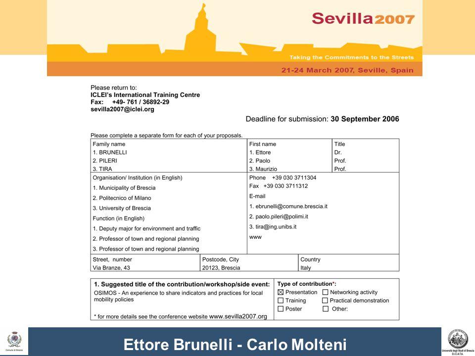Ettore Brunelli - Carlo Molteni