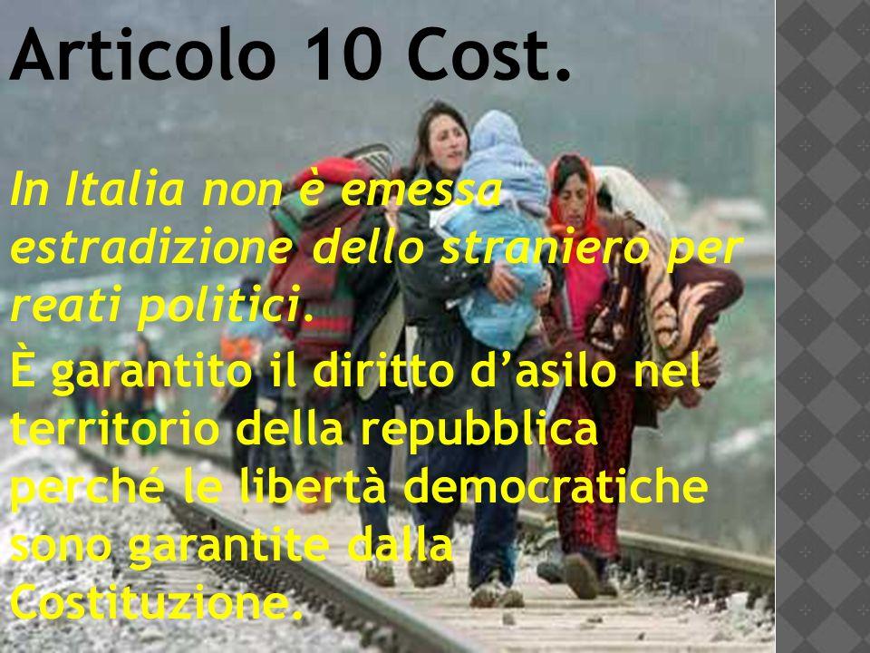 Articolo 11 Cost.