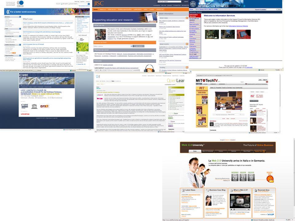e-Learning + Web 2.0 =E-Learning 2.0 ??