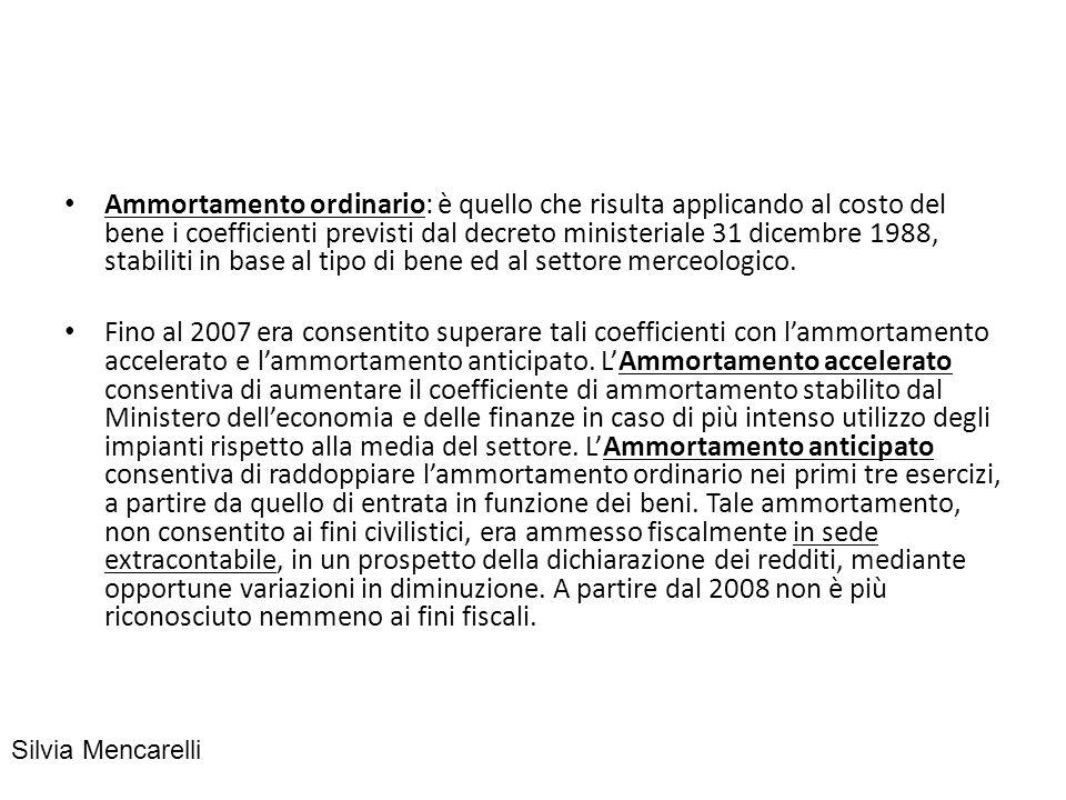 Regole particolari: Beni con costo unitario non superiore a 516,46 euro: è ammessa la deducibilità integrale delle spese di acquisizione.