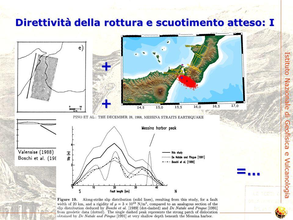Istituto Nazionale di Geofisica e Vulcanologia Nuovi dati #4: Osservazioni GPS DAgostino & Selvaggi [2004]