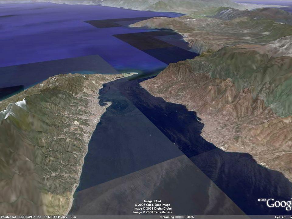 Istituto Nazionale di Geofisica e Vulcanologia 2. Il sollevamento regionale e il terremoto del 1908 come creatori di paesaggio del 1908 come creatori