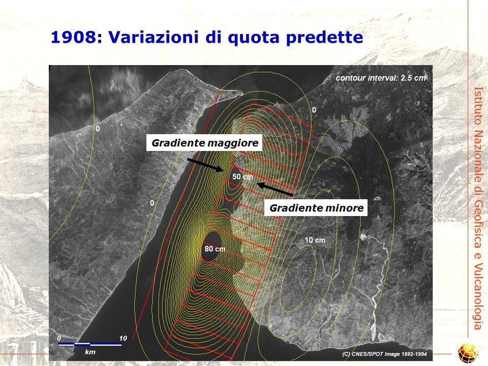 Istituto Nazionale di Geofisica e Vulcanologia Modello di sorgente di riferimento