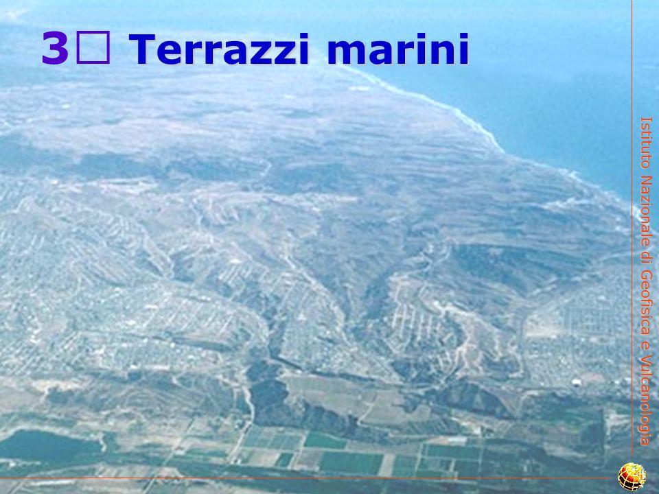 Istituto Nazionale di Geofisica e Vulcanologia Bedrock/depositi #2: distribuzione delle Ghiaie di Messina