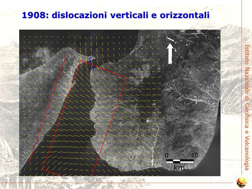 Istituto Nazionale di Geofisica e Vulcanologia Misure di Loperfido (1909)