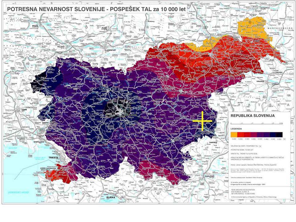 Intensità raccolte da Ina Cecic (Agencija Republike Slovenije za Okolje)