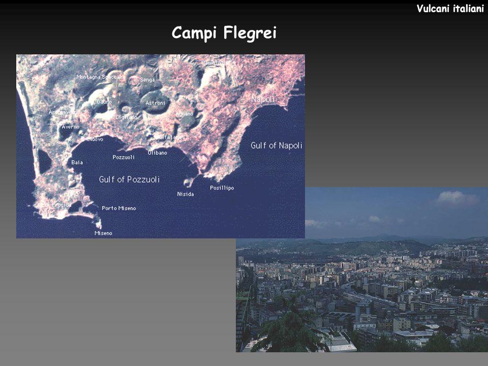 Vesuvio Vulcani italiani