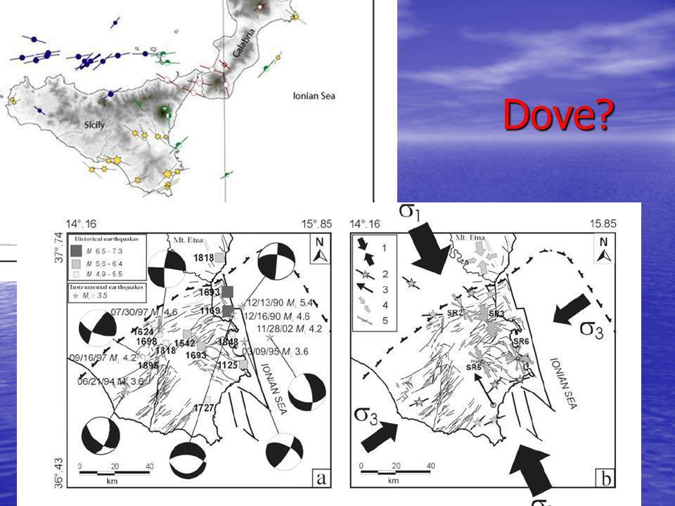 Quali informazioni ci fornira I sensori nei due pozzi ricevitore saranno disposti su numerosi livelli e costituiranno quindi un eccezionale strumento per lo studio del campo di propagazione delle onde sismiche negli strati piu superficiali della crosta costituendo un vero array sismico 3D.
