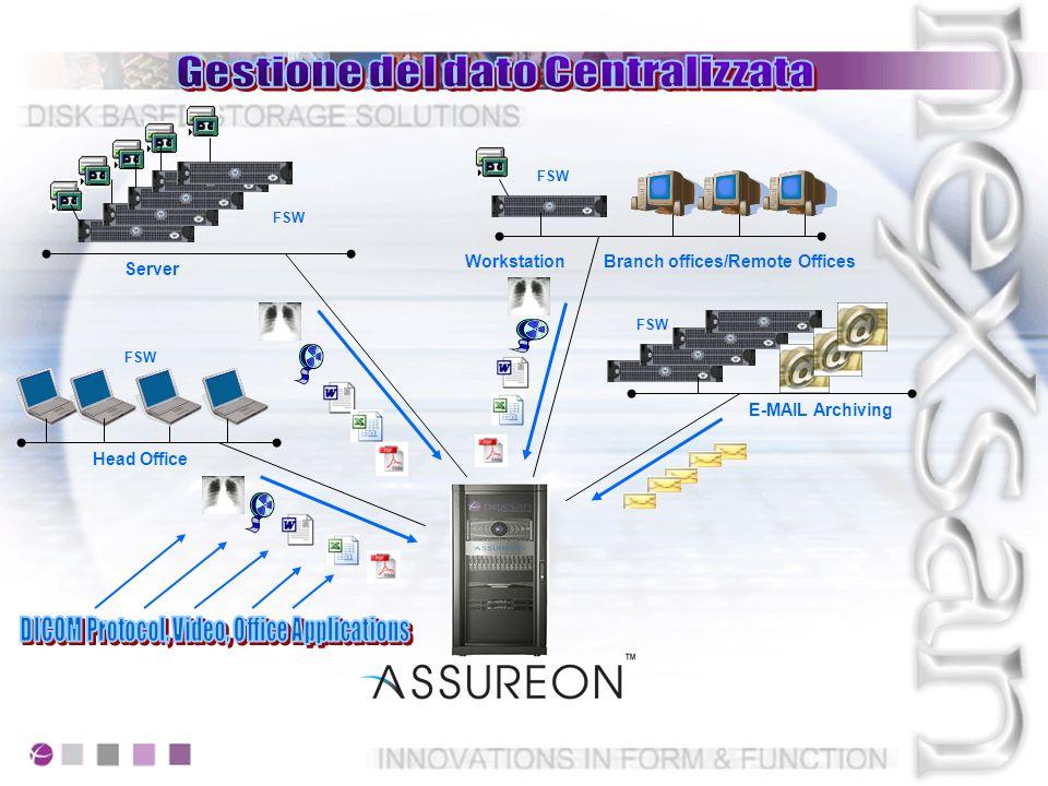 Reale identificazione del file, abilita Assureon a fornire Classification-Capable version control.