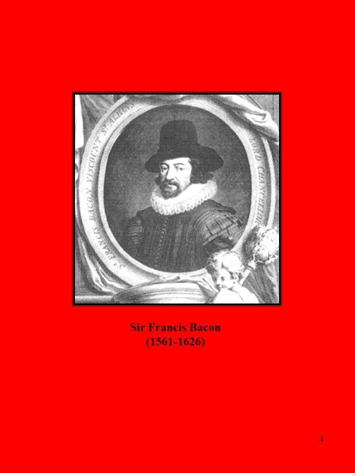 5 Franesco Bacone, filosofo e importante uomo politico, usava un codice segreto a 5 bit e lo mascherava poi con ingegnosi artifici grafici.