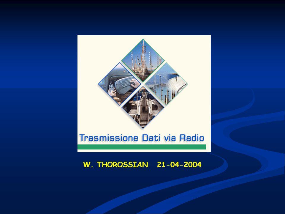 W. THOROSSIAN 21-04-2004
