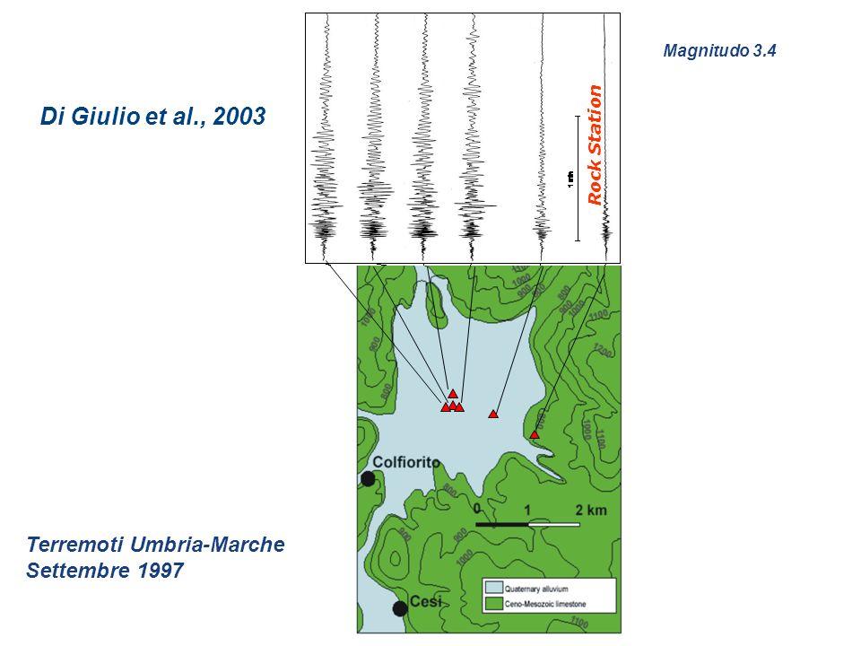 Si tratta di effetti complessi che in alcune situazioni possono anche cambiare da terremoto a terremoto.