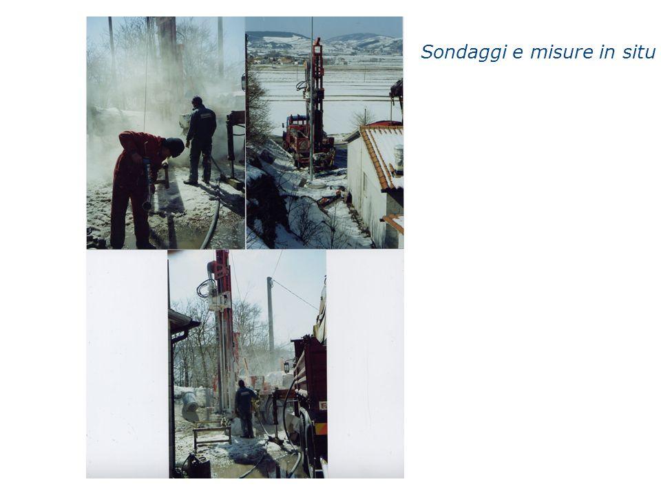 Array Sismici Esperimenti con array sismici (Progetto EU SESAME)