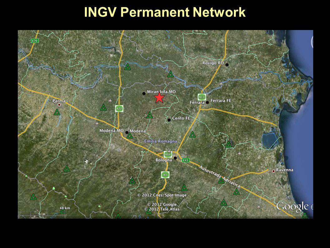 INGV Permanent Network