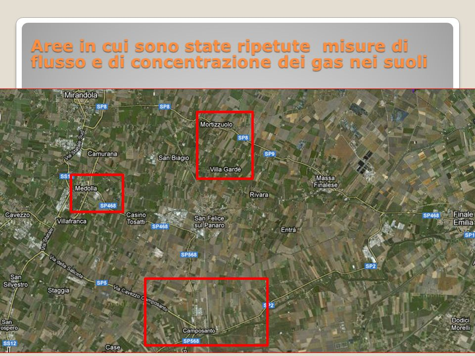 INGV INGV - Istituto Nazionale di Geofisica e Vulcanologia IN the FIELD : CO 2 and CH 4 flux measurements (ppm/sec) CO 2 and CH 4 flux measurements (ppm/sec) Radon concentration measurements(Bq/m 3 ) Radon concentration measurements(Bq/m 3 ) IN LABORATORY : Concentration measurements: He, H 2, O 2, N 2, CH 4, C 2 H 2, C 2 H 4, C 2 H 6, CO 2, H 2 S Concentration measurements: He, H 2, O 2, N 2, CH 4, C 2 H 2, C 2 H 4, C 2 H 6, CO 2, H 2 S Isotopic analyses: 13 C, D, 18 O, 3 He/ 4 He Isotopic analyses: 13 C, D, 18 O, 3 He/ 4 He
