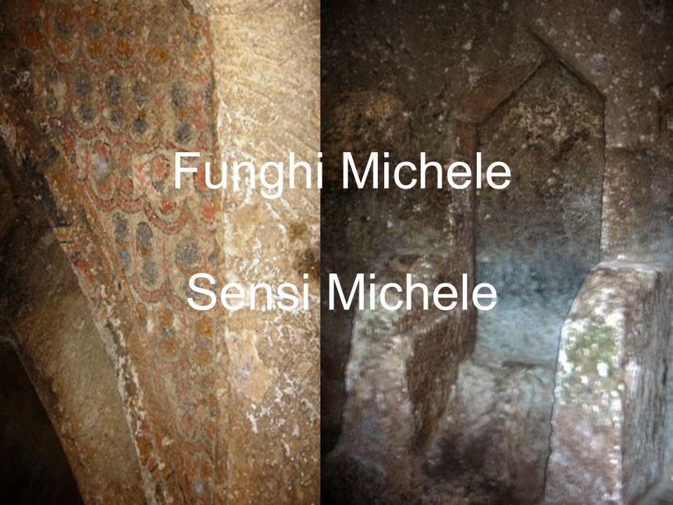 Funghi Michele Sensi Michele