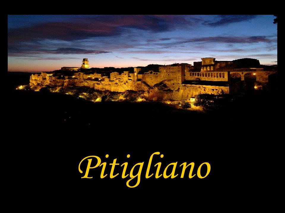 Pitigliano