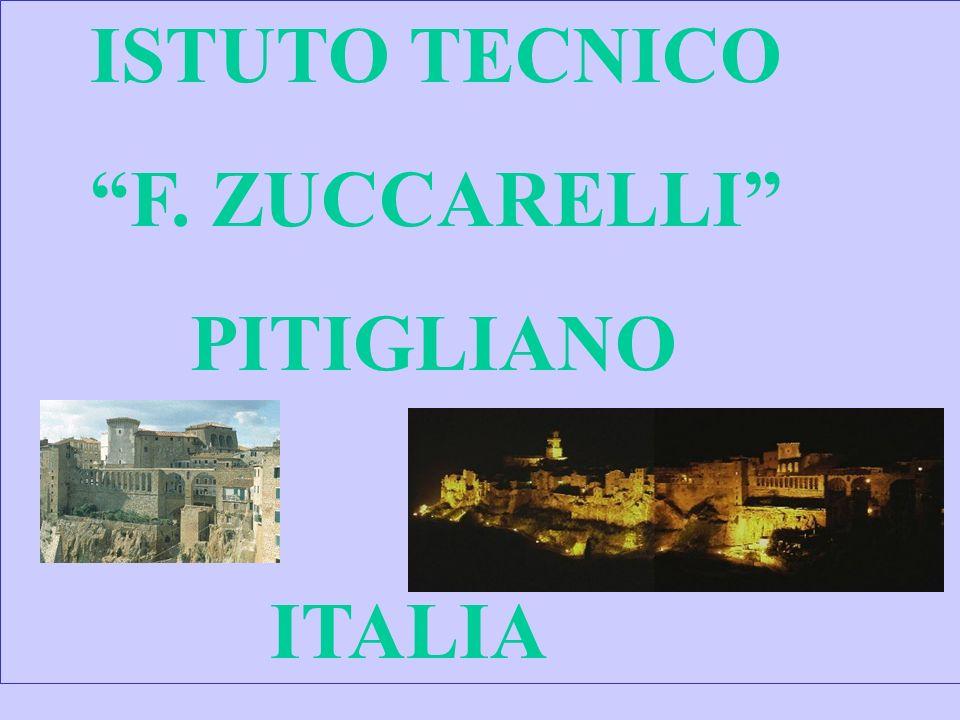 ISTUTO TECNICO F. ZUCCARELLI PITIGLIANO ITALIA