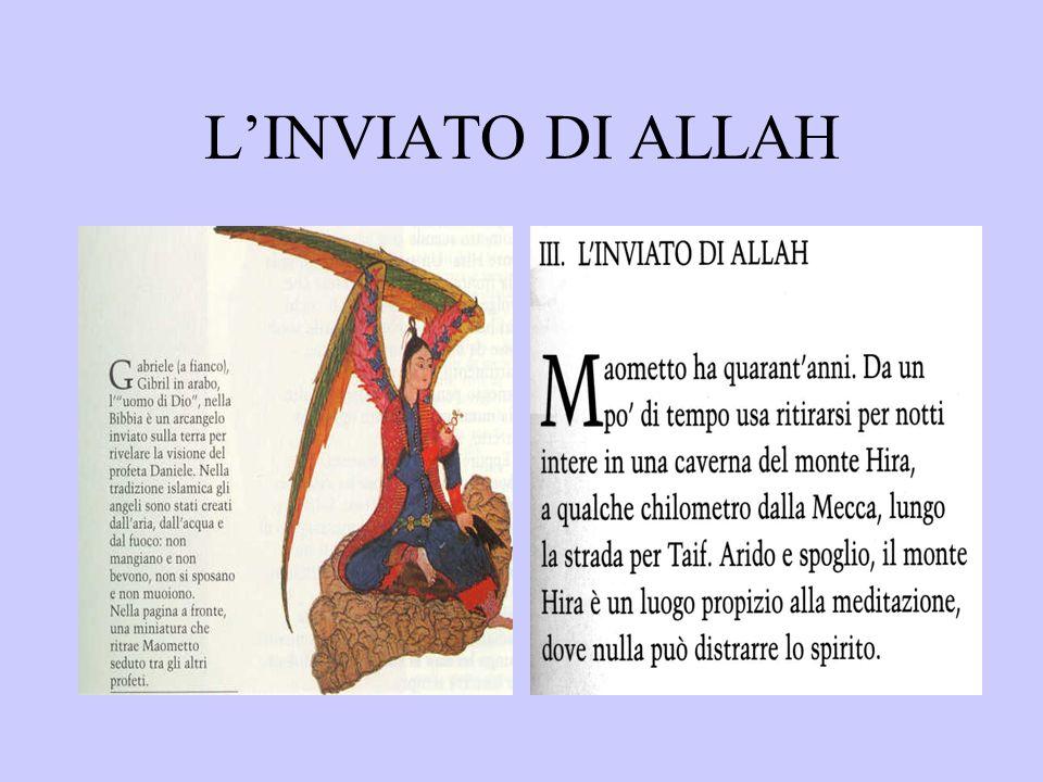 LINVIATO DI ALLAH
