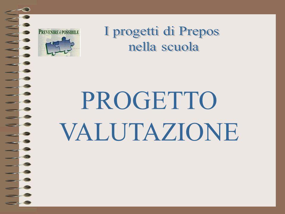 PROGETTO VALUTAZIONE