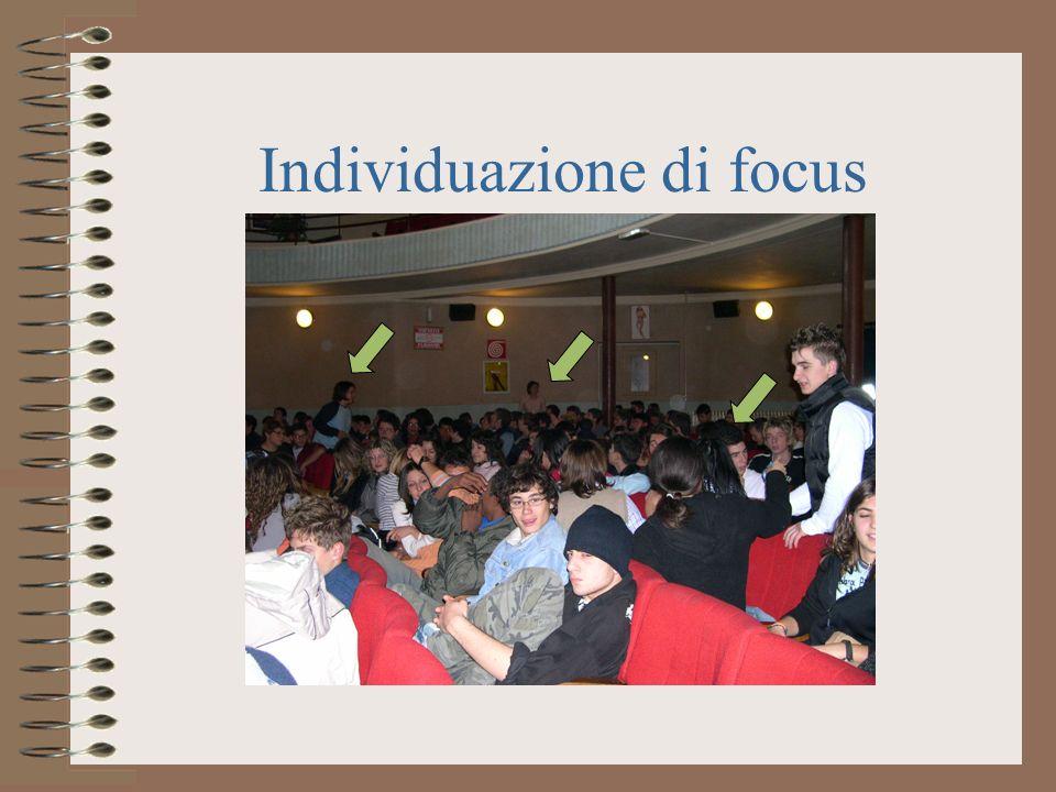 Individuazione di focus