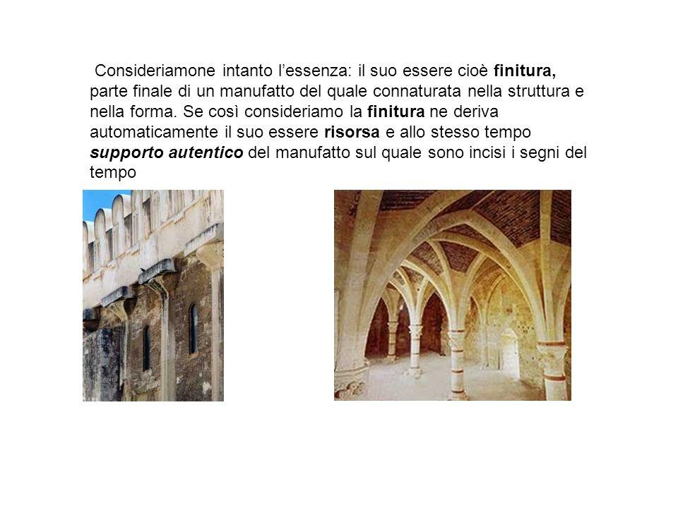 Palestrina il tempio della fortuna primigenia Palazzo colonna luso della stratificazione : La stratificazione qui è fatta di fabbriche sovrapposti messi uno sullaltro il loro mantenimento è essenziale per lo studio del passato