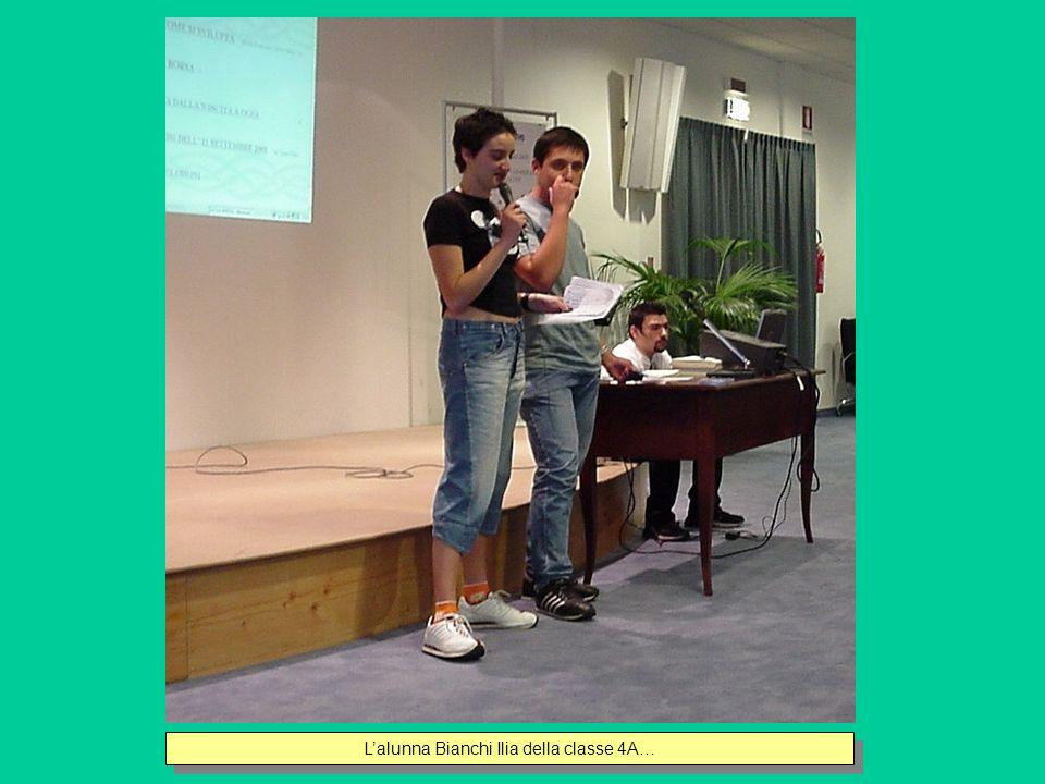 Alberti Francesca show