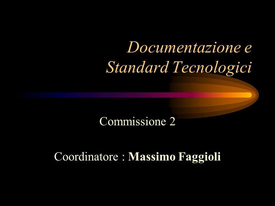 Caratteristiche della Documentazione La documentazione deve dare conto di come si sta svolgendo il progetto e ciò deve essere fatto contestualmente alla realizzazione del progetto stesso.