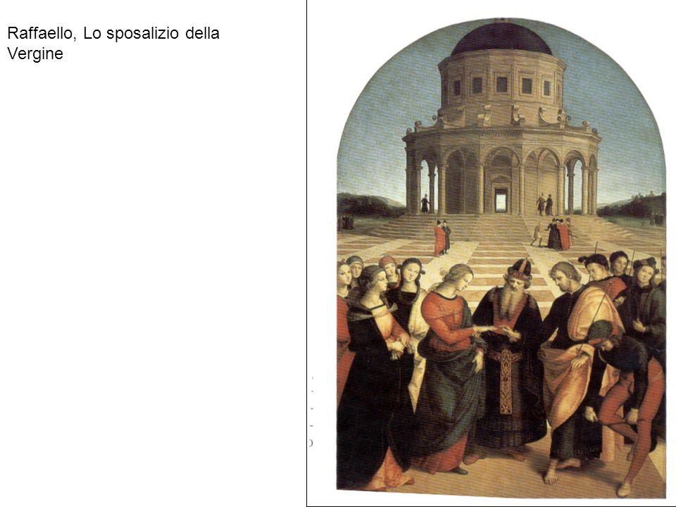 Raffaello, Lo sposalizio della Vergine