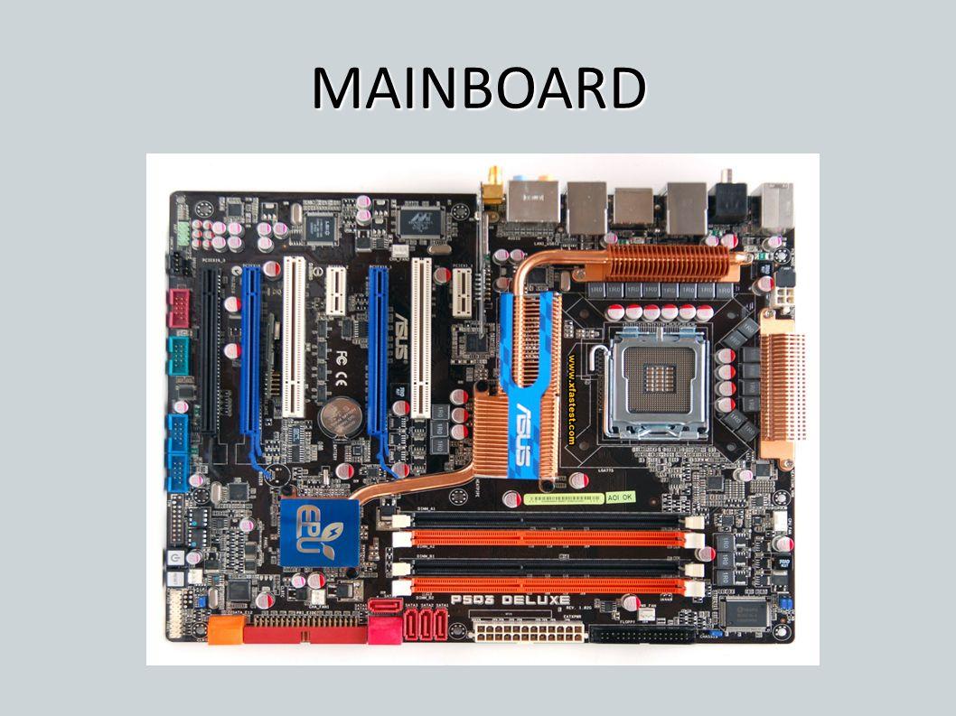 FRONT SIDE BUS (FSB) Il Front Side Bus è il canale bidirezionale di dati attraverso il quale la CPU comunica con gli altri componenti del computer (passando per il North Bridge).