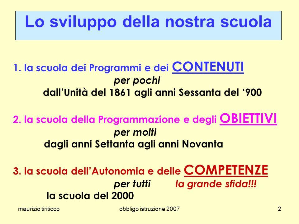maurizio tiriticcoobbligo istruzione 20072 1.
