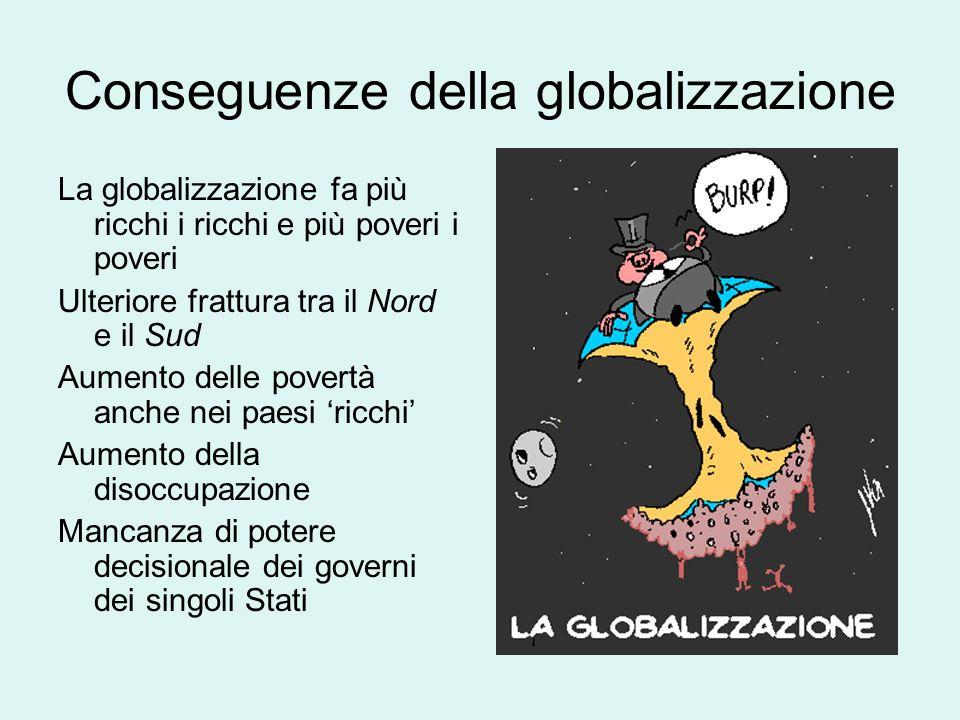 3. Mercato mondiale Non esiste un mercato mondiale perché il capitale commerciale e quello produttivo non hanno la stessa libertà di quello finanziari