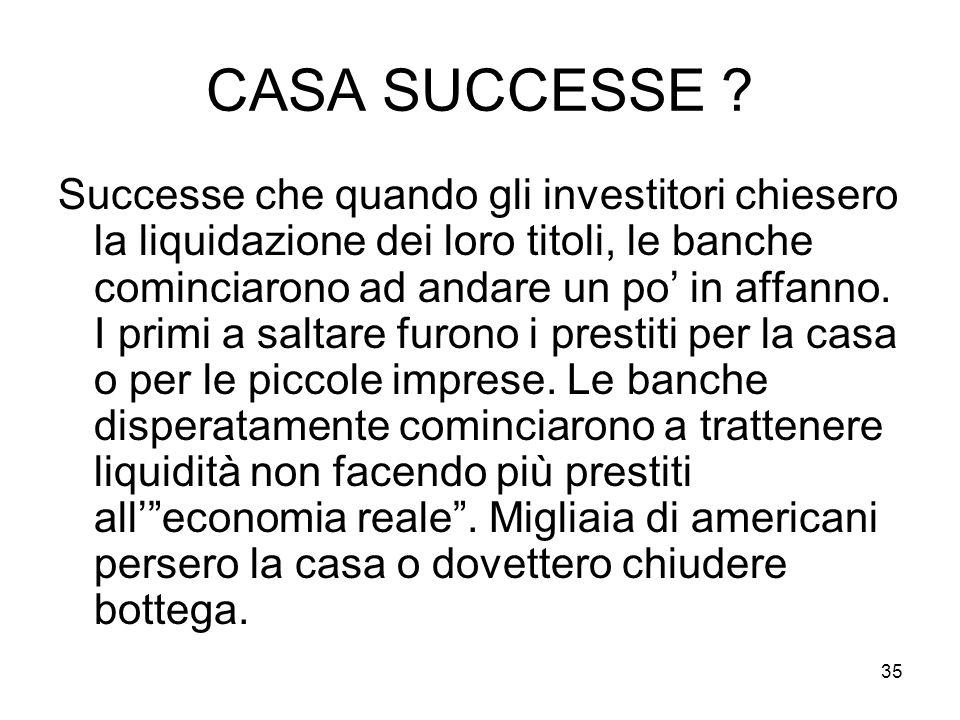 35 CASA SUCCESSE .
