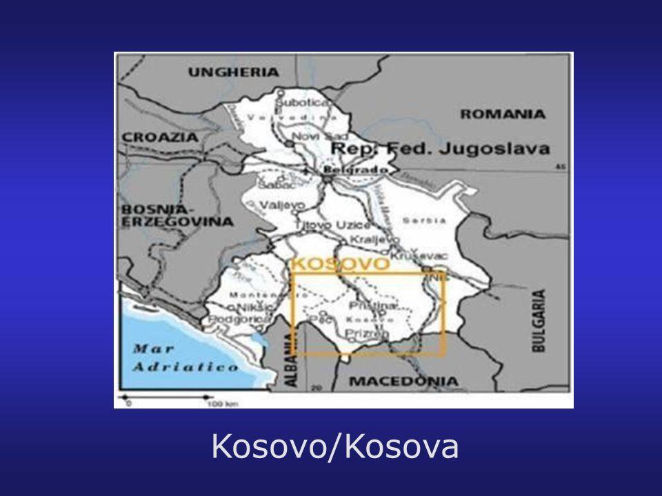 Kosovo/Kosova
