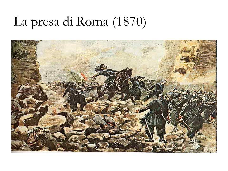 La presa di Roma (1870)