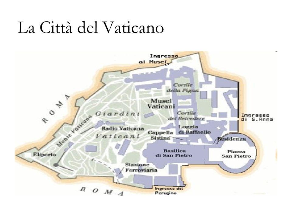 La Città del Vaticano
