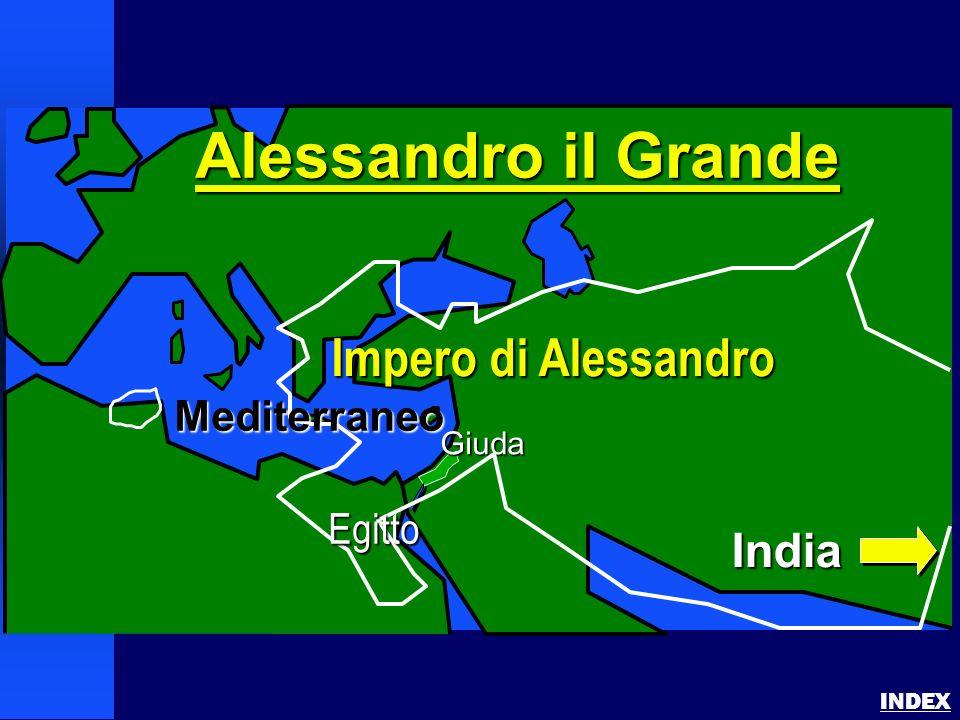 Alexander the Great INDEX Giuda Alessandro il Grande Impero di Alessandro India Mediterraneo Egitto