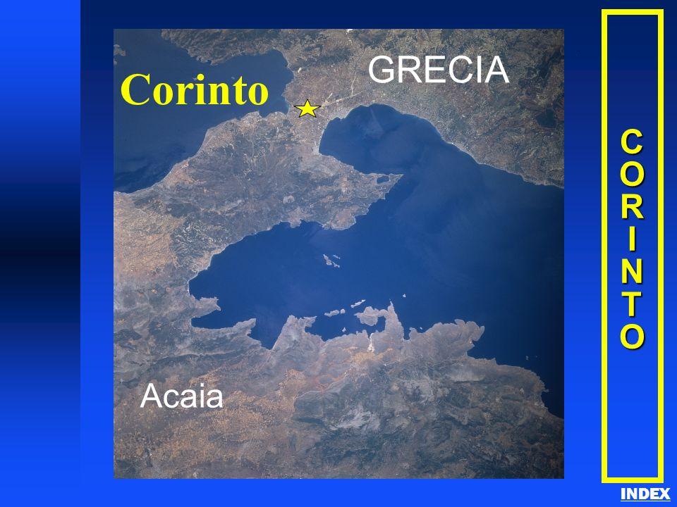 Acaia Corinto GRECIA Corinth INDEXCORINTO