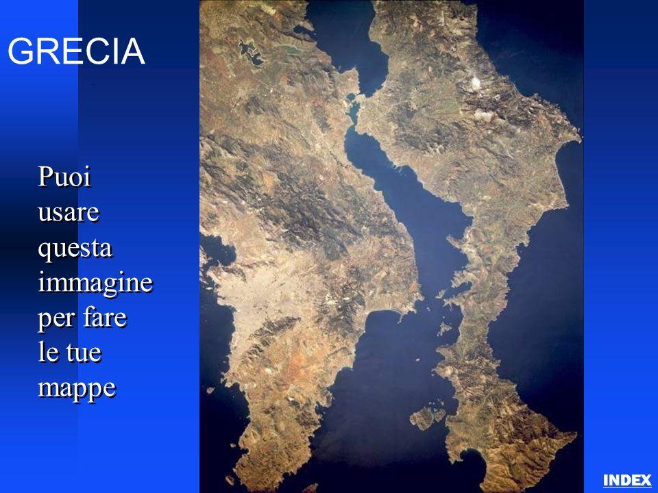 GRECIA Athens INDEX Puoi usare questa immagine per fare le tue mappe
