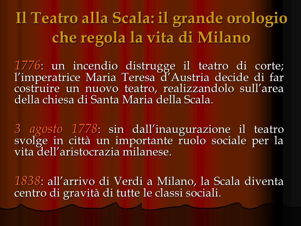 Non può perciò stupire che nella città convogliassero i maggiori rappresentanti della vita intellettuale italiana A Milano, lItalia non si costruiva s