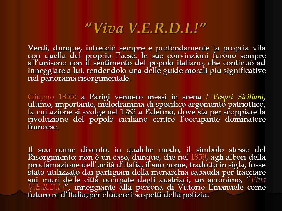 Verdi e le Cinque giornate di Milano Più ci si avvicinava ai moti rivoluzionari del 1848, più Verdi appariva pienamente colto da contagio rivoluzionar