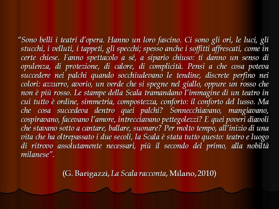 Giuseppe Verdi nella Milano del Risorgimento Il patriottismo italiano sul palcoscenico del Teatro alla Scala Tesi di Gianmarco Torrigiani Liceo Scient