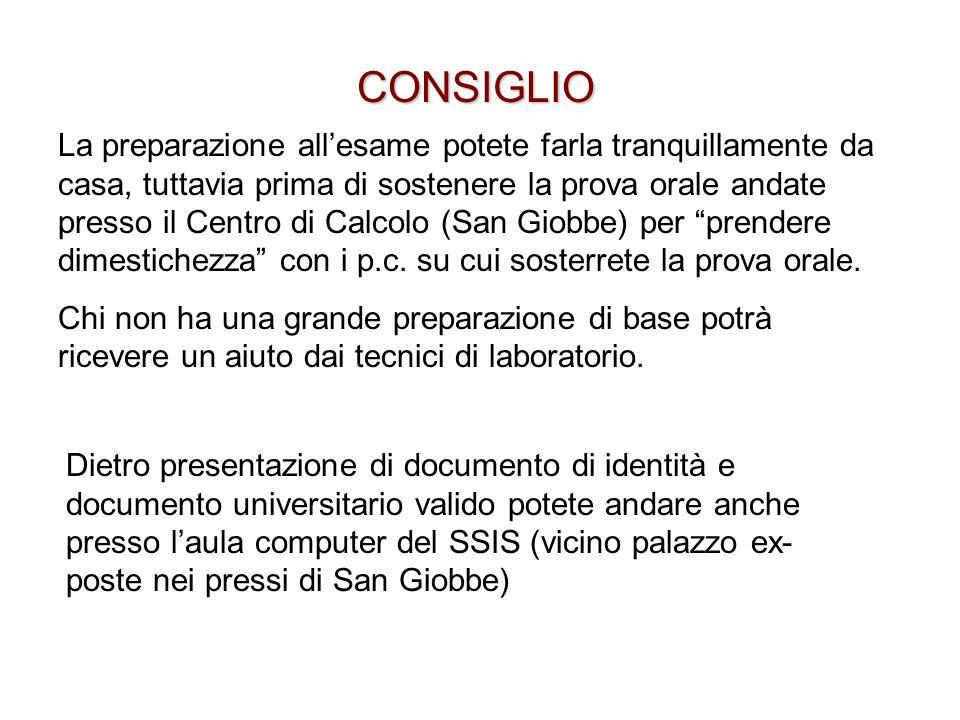 MATERIALE DIDATTICO Testi di riferimento Atzeni P., De Checchi A., Sindoni G., Tirelli M., Fiorentino G., Pala A.P., Le Basi di Dati per Economia, Mc Graw Hill, Milano, 2005.
