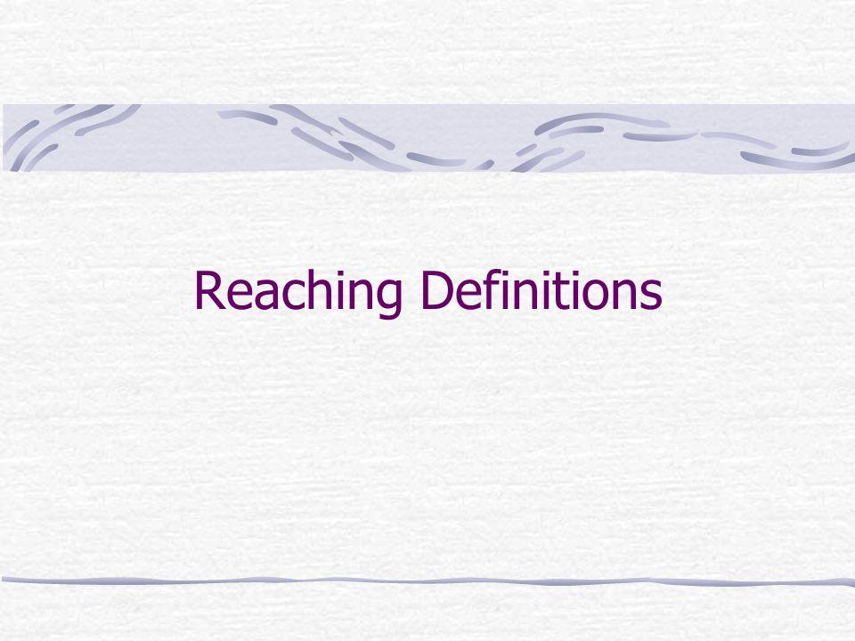 Tino CortesiTecniche di Analisi di Programmi 2 Reaching definitions Dato un punto del programma, quali sono i comandi di assegnamento (definizioni) che sono attuali quando la computazione raggiunge quel punto.