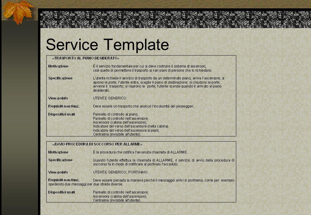 Service Template