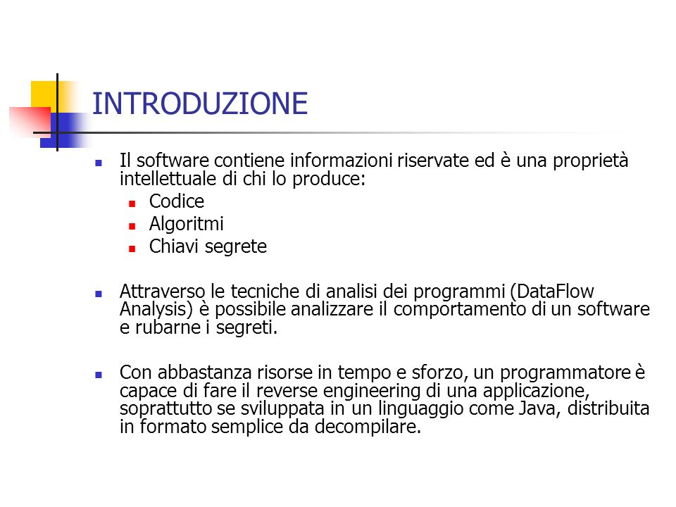BIBLIOGRAFIA Software protection and Application Security: Understanding the Battleground (A.