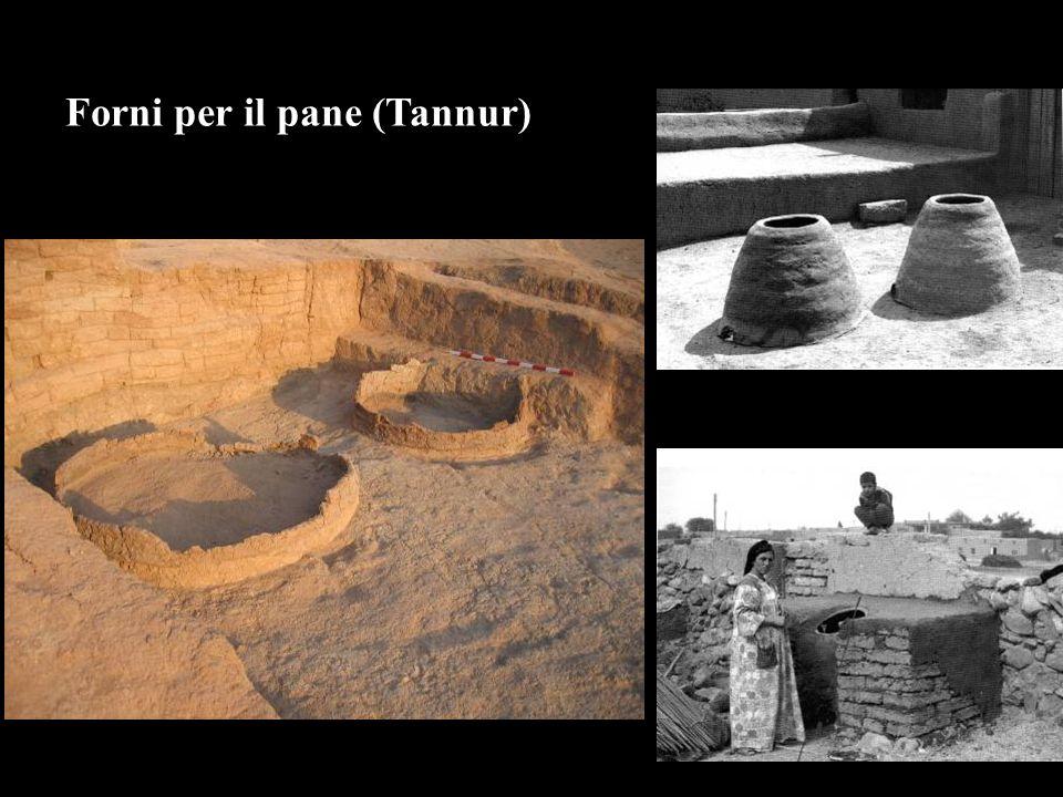 Forni per il pane (Tannur)