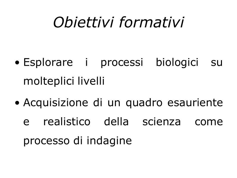 7.UNITÀ E DIVERSITÀ Linsieme degli organismi è diversificato.